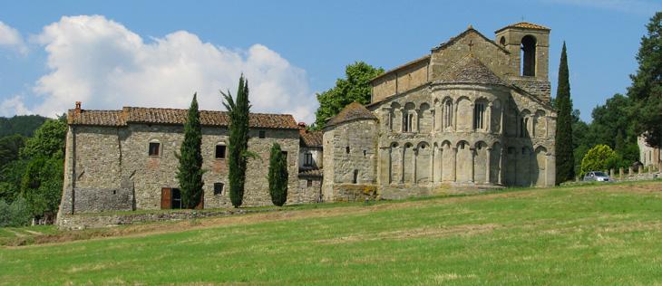 Церковь в романском стиле